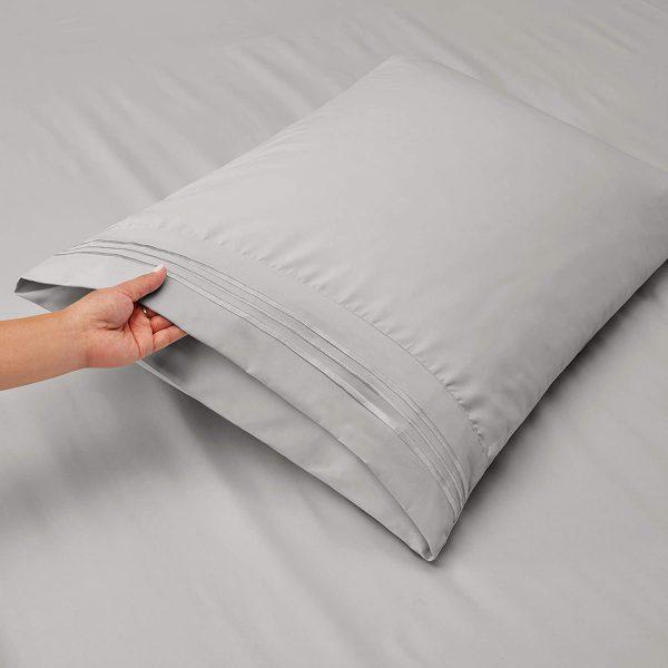 Clara Clark Bed Sheets 4 Piece Bed Set, Premier 1800 Series 3