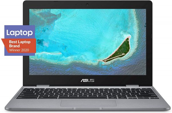 "ASUS Chromebook C223 Laptop 11.6"" Intel N3350 Processor 2"
