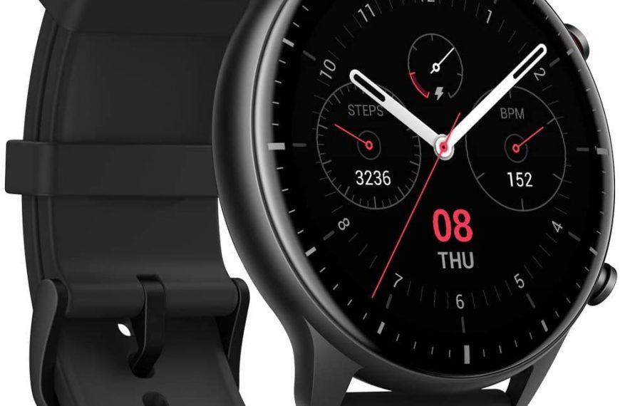 Amazfit GTR 2 Smartwatch, Alexa Built-In, GPS, Heart Rate