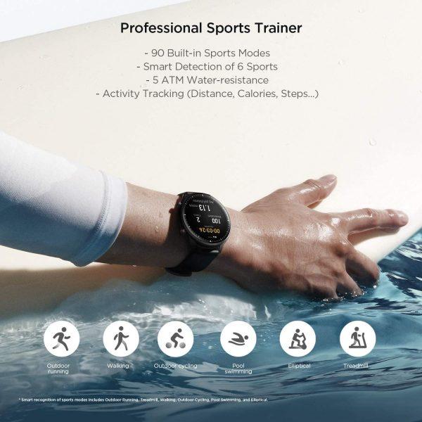 Amazfit GTR 2 Smartwatch, Alexa Built-In, GPS, Heart Rate 4