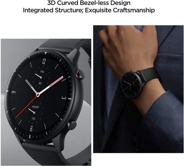 Amazfit GTR 2 Smartwatch, Alexa Built-In, GPS, Heart Rate 6
