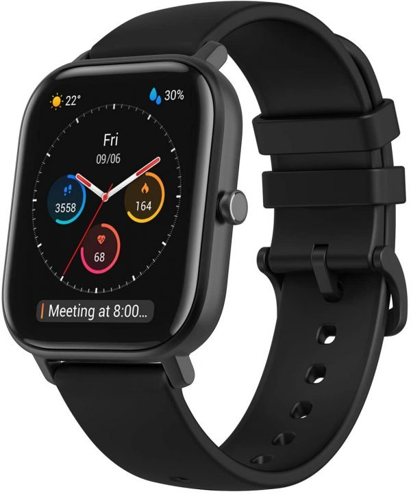 Amazfit GTS Fitness Smartwatch with Heart Rate Monitor 1