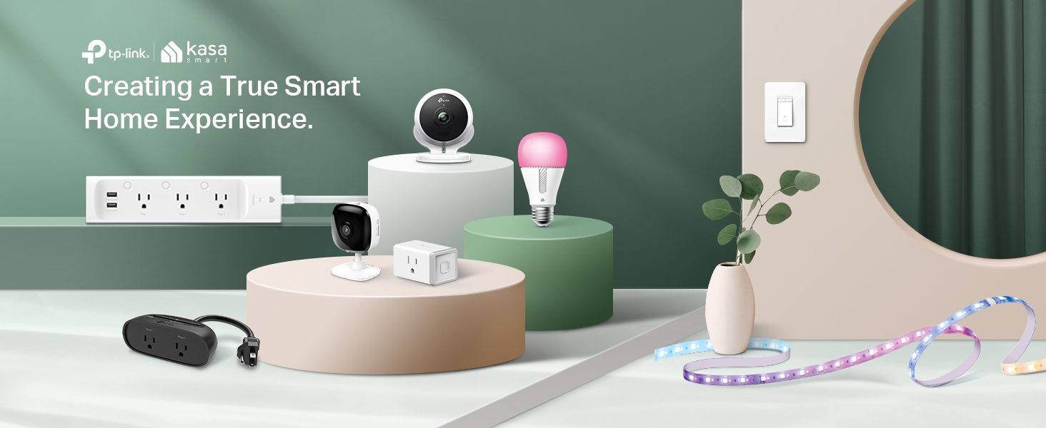 Smart Home Wi-Fi Outlet