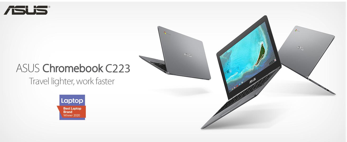 ASUS Chromebook C223 Laptop