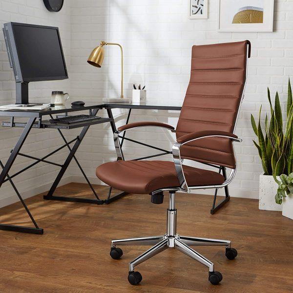 High-Back Executive Office Chair 6