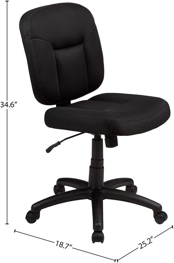 Swivel Office Desk Chair 3