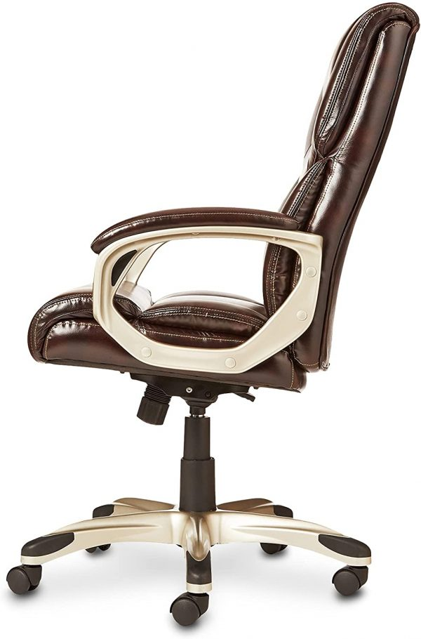 Executive Office Desk Chair with Armrests 3