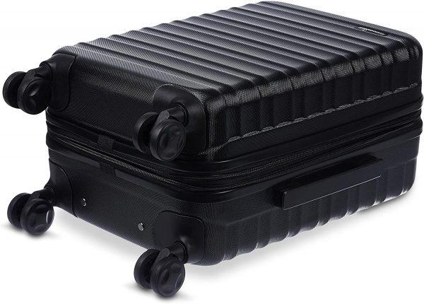 Spinner Luggage Hardside Suitcase 21-inch 3