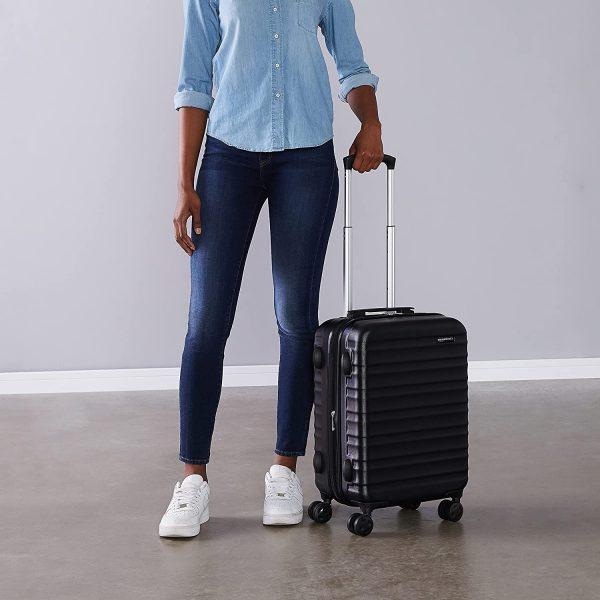 Spinner Luggage Hardside Suitcase 21-inch 6