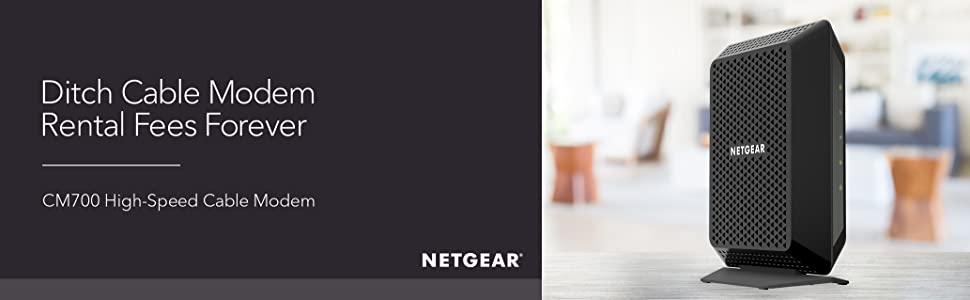 NETGEAR Cable Modem CM700