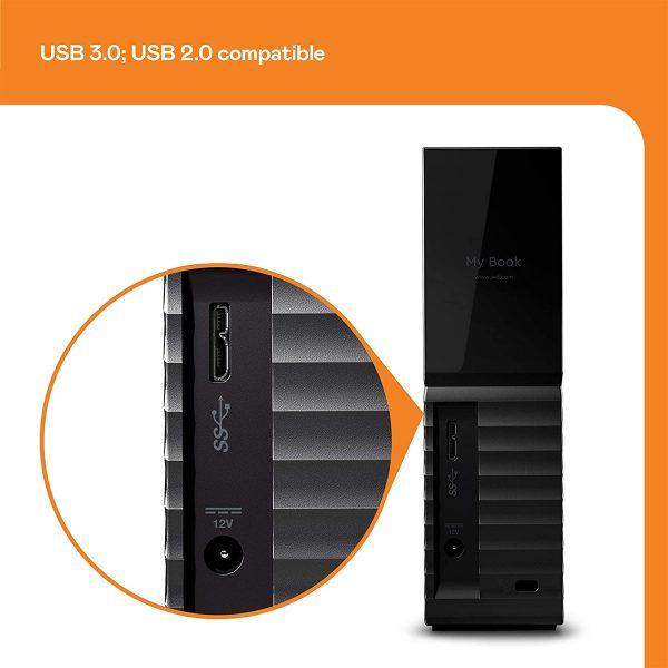 WD 18TB My Book Desktop External Hard Drive 3