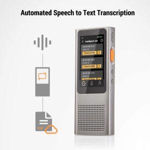 speech to text translation